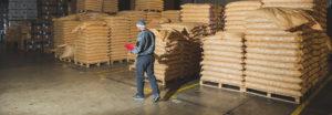 Cork warehouse