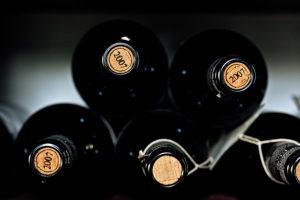 Natural wine corks