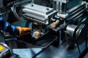 Cork manufacturing
